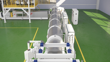 No.2 main extruder of xps production line.jpg