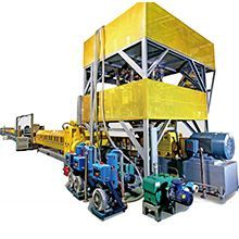 What Is The Polystyrene Recycle Machine?